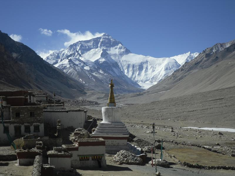 Everest Base Camp Ronbuk Trek