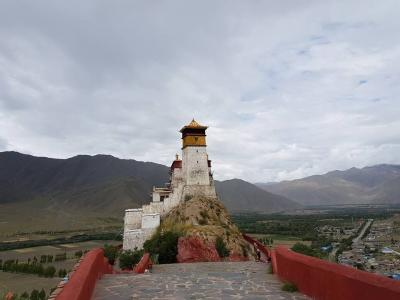 Yambulakhang Palace, the first Palace in Tibet as per the Tibetan history.